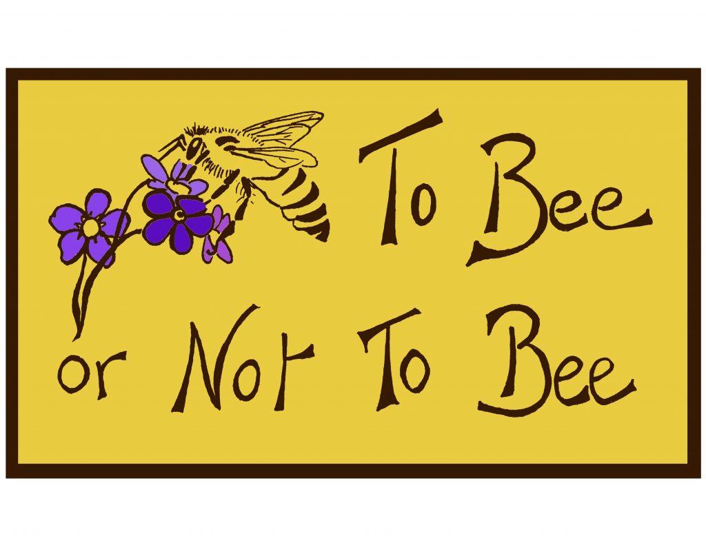 to bee logo.exhibition.web